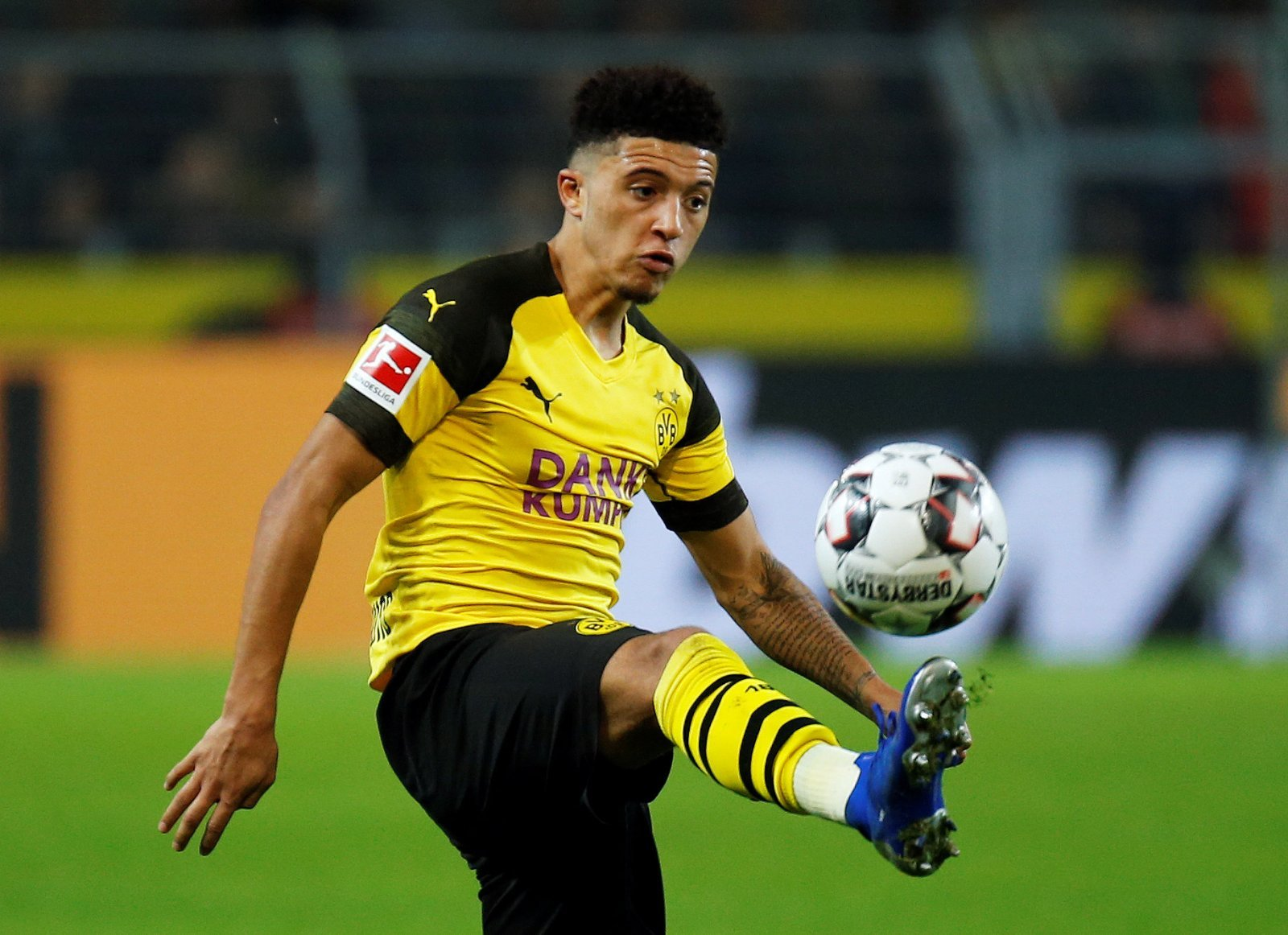 Jadon Sancho isn't the be all and end all for Manchester United