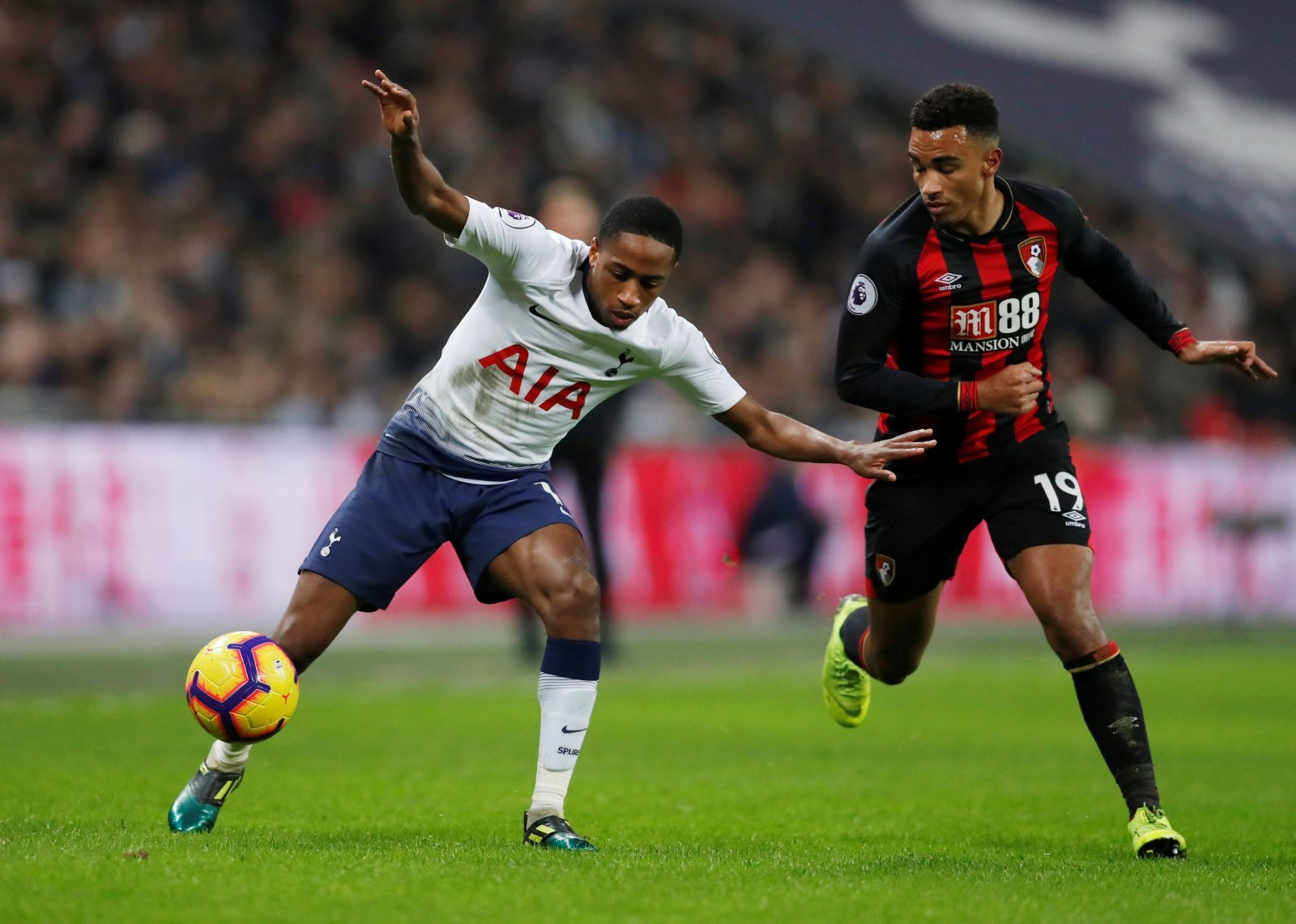 Tottenham fans on Twitter see little future for Walker-Peters at the club
