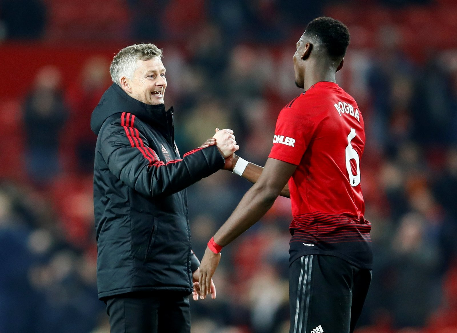Look elsewhere: Just 30% of polled Man Utd fans would back a permanent contract for Ole Gunnar Solskjaer