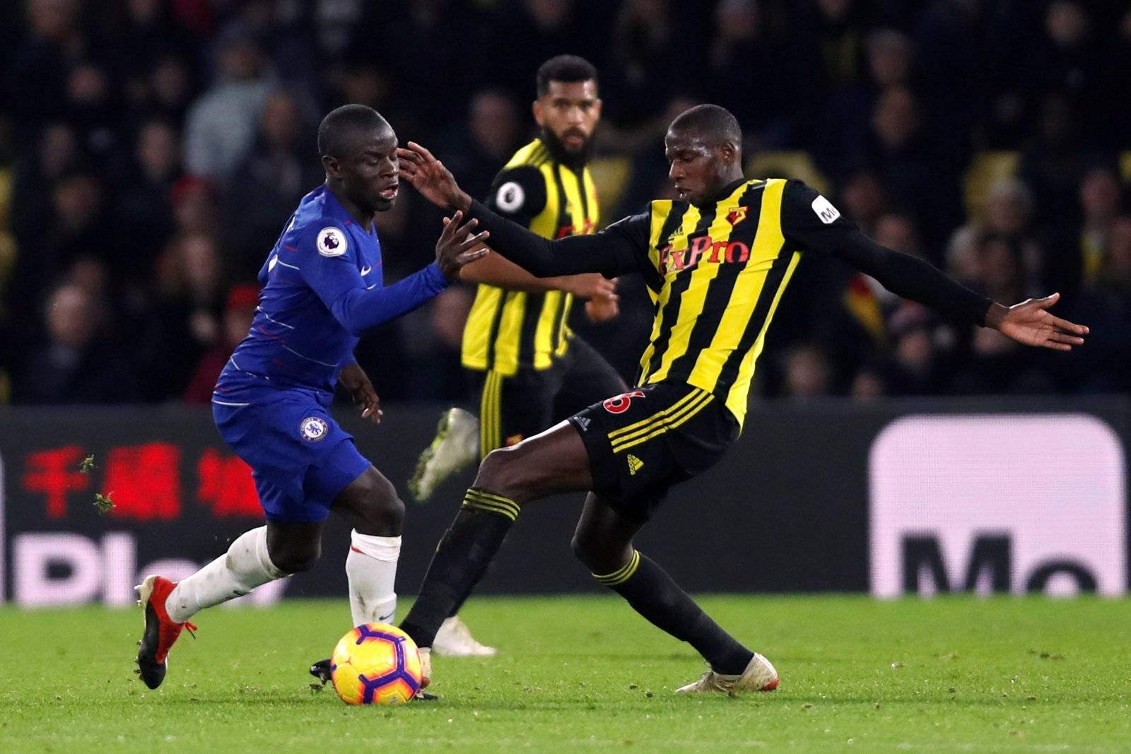 Chelsea eye move for Abdoulaye Doucoure