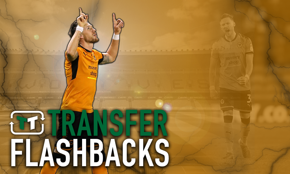 Transfer Flashback: Barry Douglas to Wolves