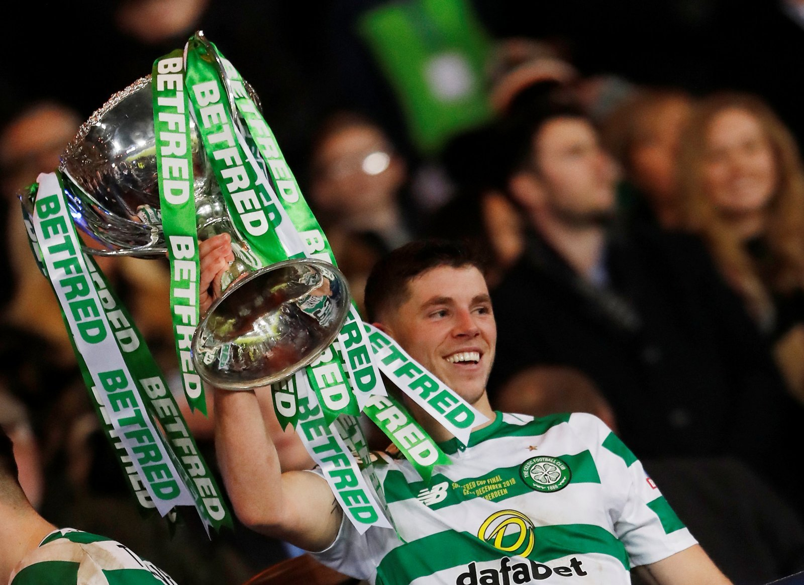 Introducing: The man to take Celtic forward, Ryan Christie