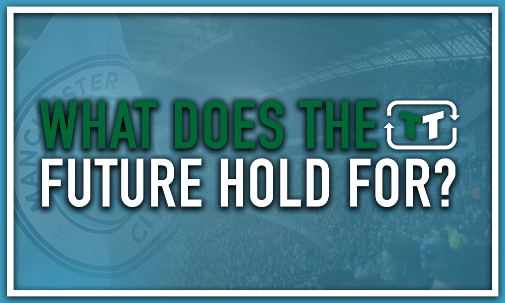 What does the future hold for Man City?