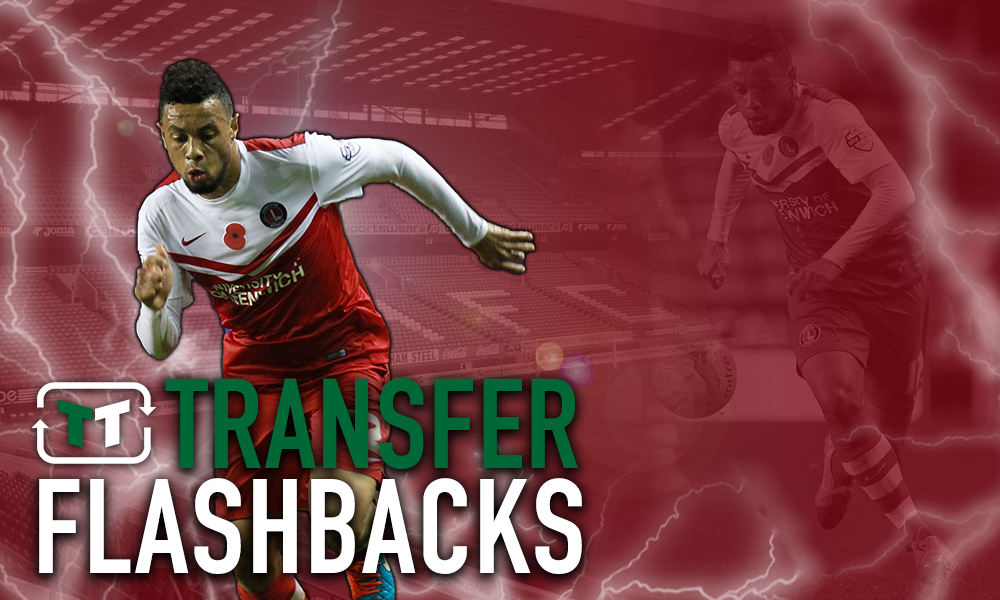 Flashback: Francis Coquelin's forgettable loan spell at Charlton