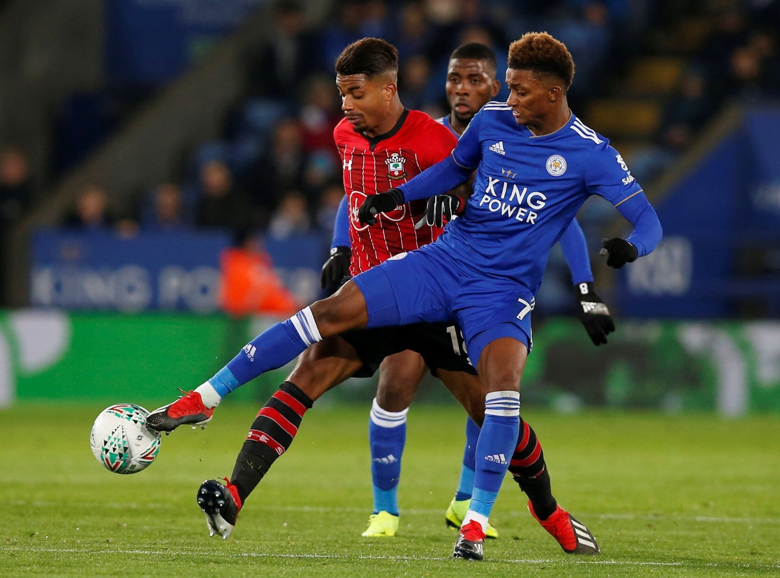 Leicester City: Fans discuss Demarai Gray after he praises Brendan Rodgers