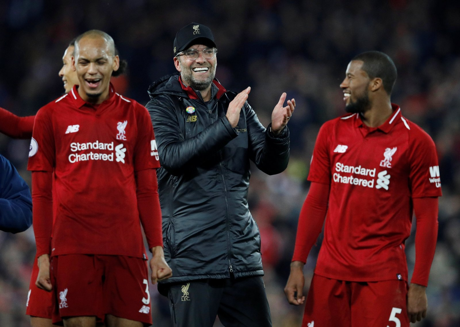 It's painfully obvious that Fabinho must start for Liverpool against Man City