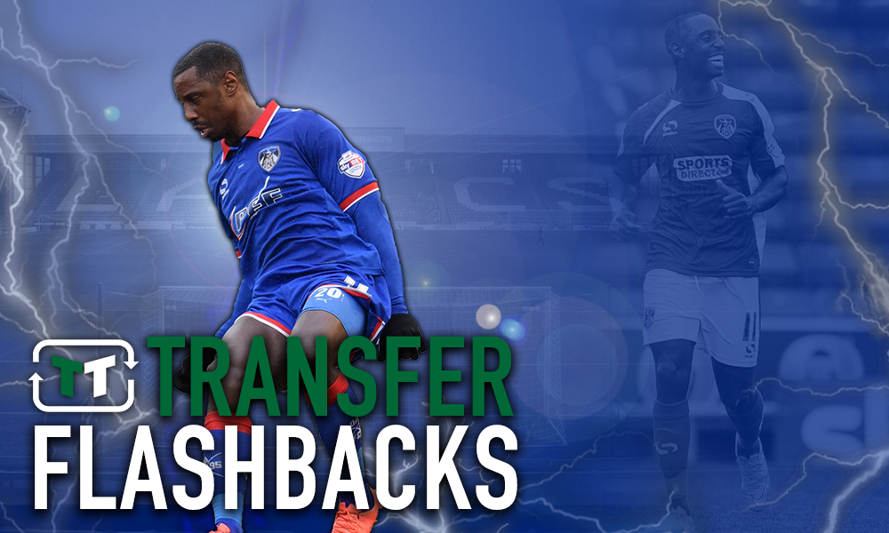 Transfer Flashback: Jonathan Forte to Oldham Athletic