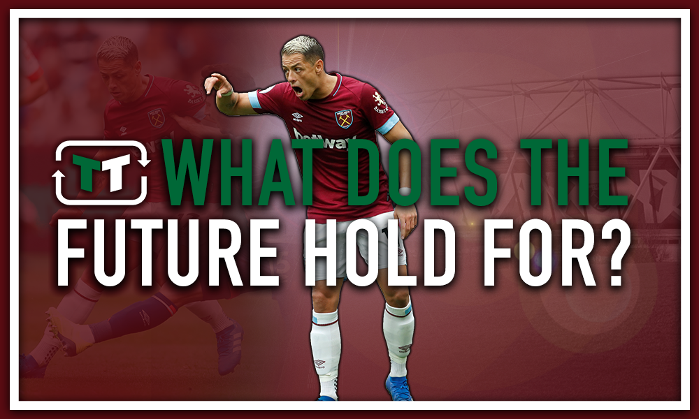What does the future hold for Javier Hernández at West Ham?