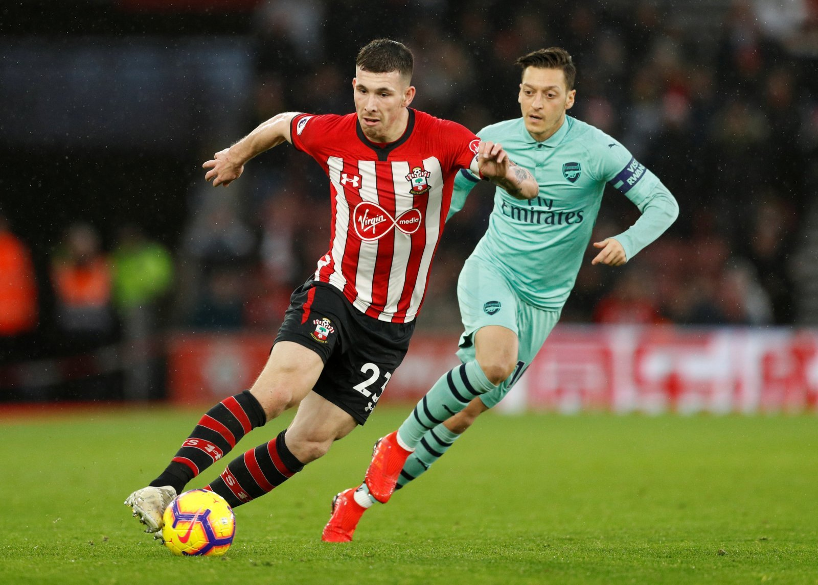 Matt Le Tissier: There will be people taking a look at Pierre-Emile Hojbjerg