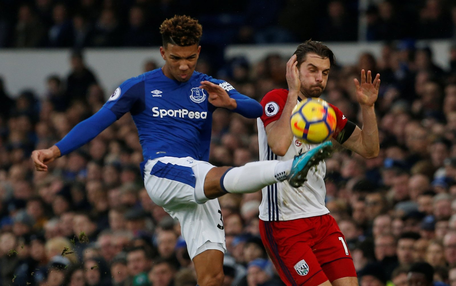 Holgate signing for West Brom may be defining moment in Championship title race