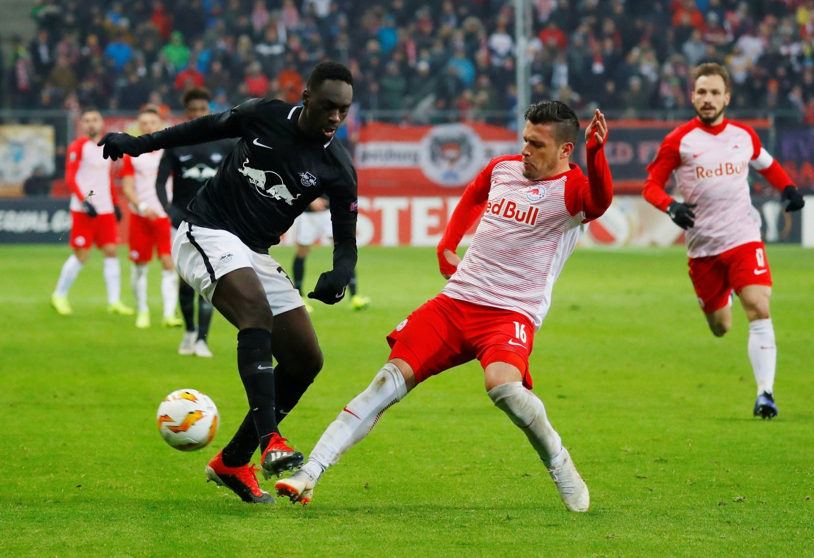 Jean-Kevin Augustin as back-up to Kane would be brilliant for Spurs