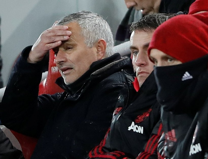It really is time for Manchester United to part ways with Jose Mourinho