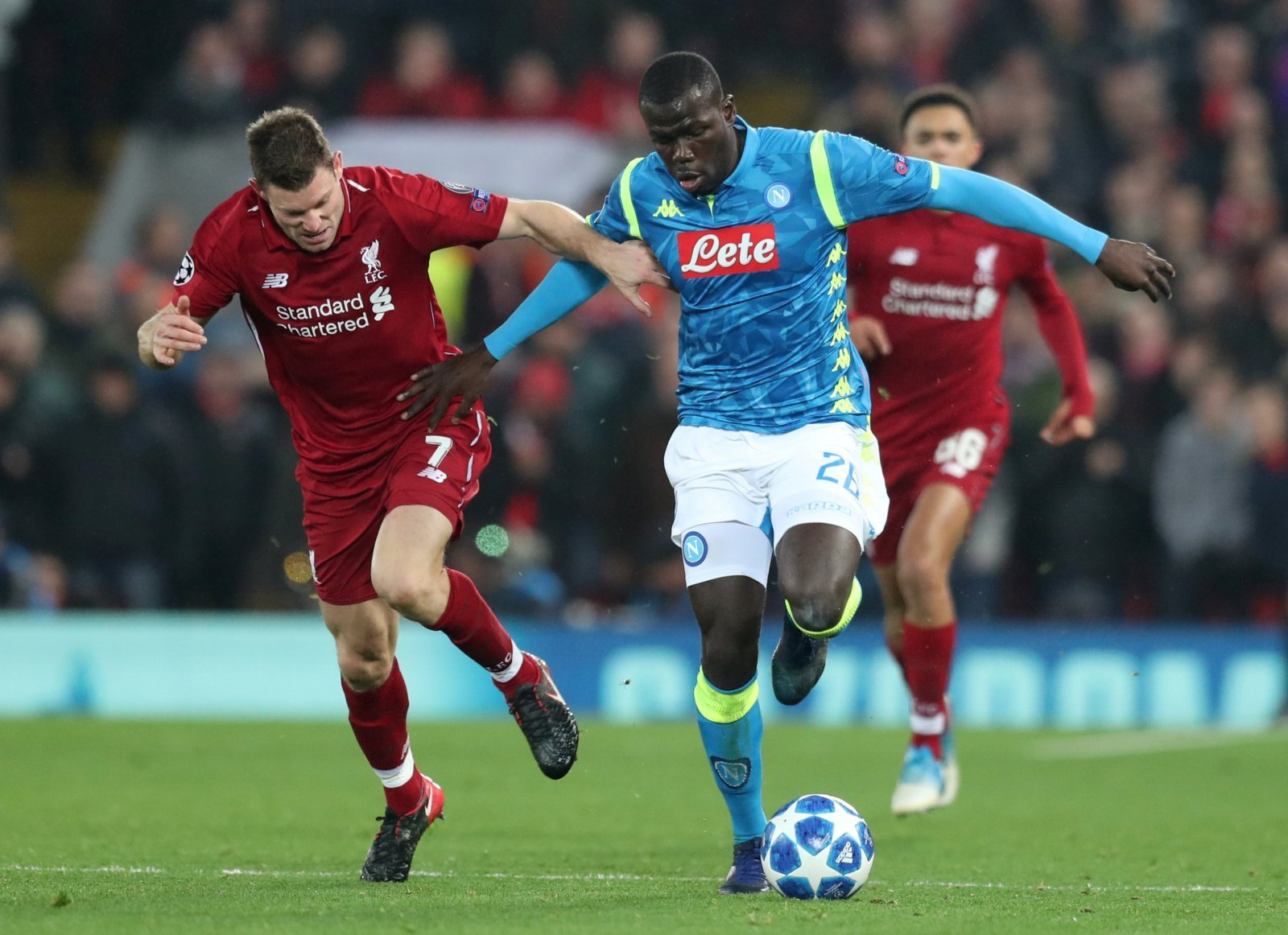 Arsenal simply have to make signing Koulibaly their main priority