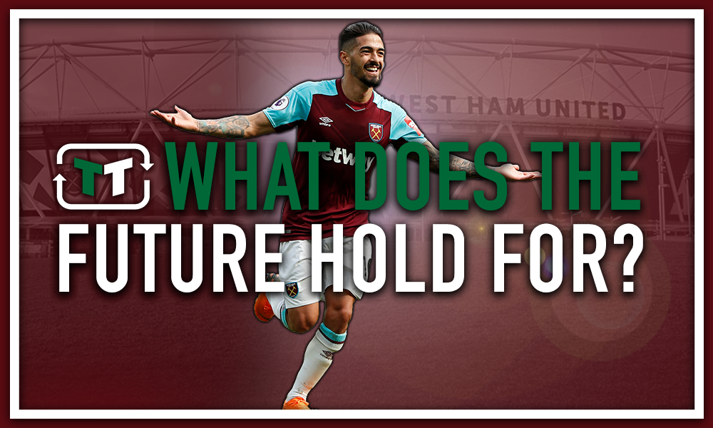 What does the future hold for Manuel Lanzini at West Ham?
