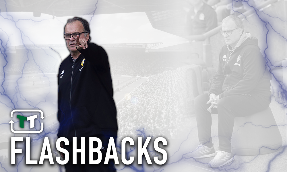 Flashback: Bielsa's first game at Leeds