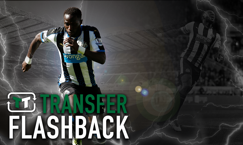 Transfer Flashback: Moussa Sissoko to Newcastle