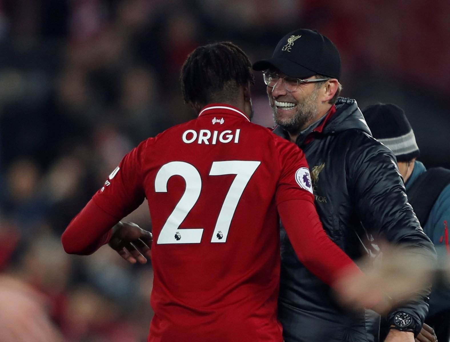 Liverpool: Fans rejoice as Divock Origi signs contract extension