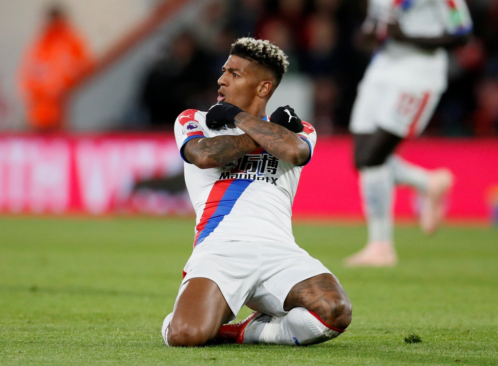 Patrick van Aanholt was Crystal Palace's unsung hero in victory over Burnley