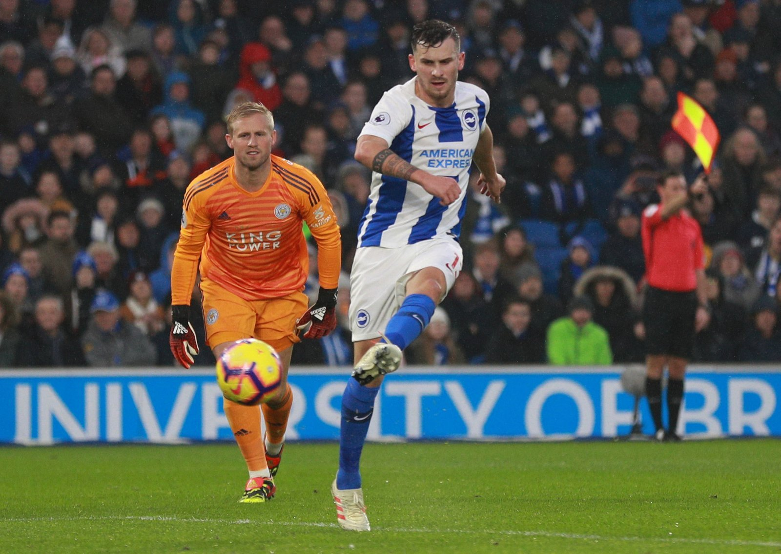 Liverpool consider £15 million deal for Brighton's Pascal Gross