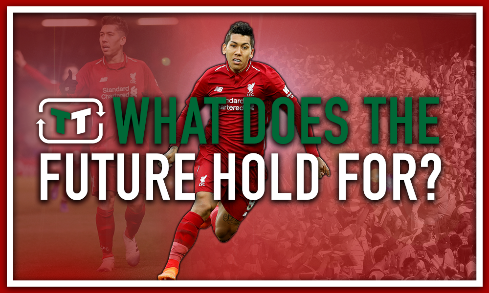 What does the future hold for Roberto Firmino?