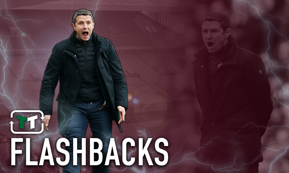 Flashback: When Villa sacked Remi Garde