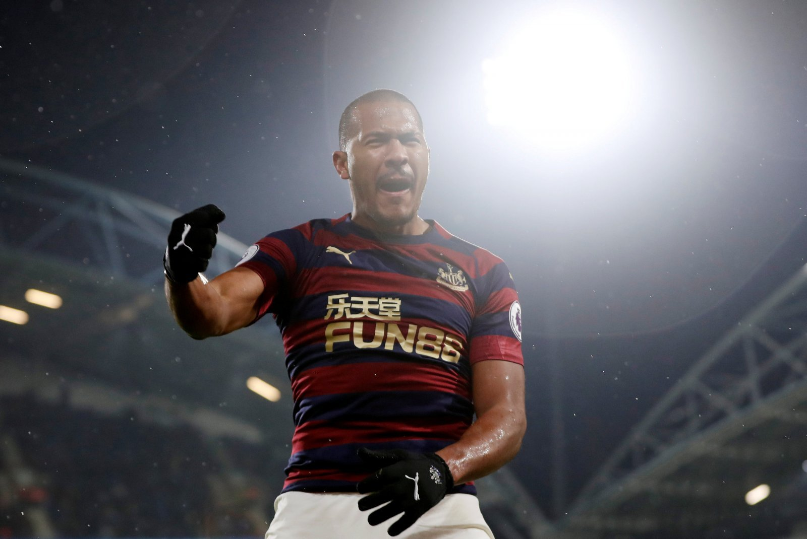 Salomon Rondon could stay at Newcastle beyond January