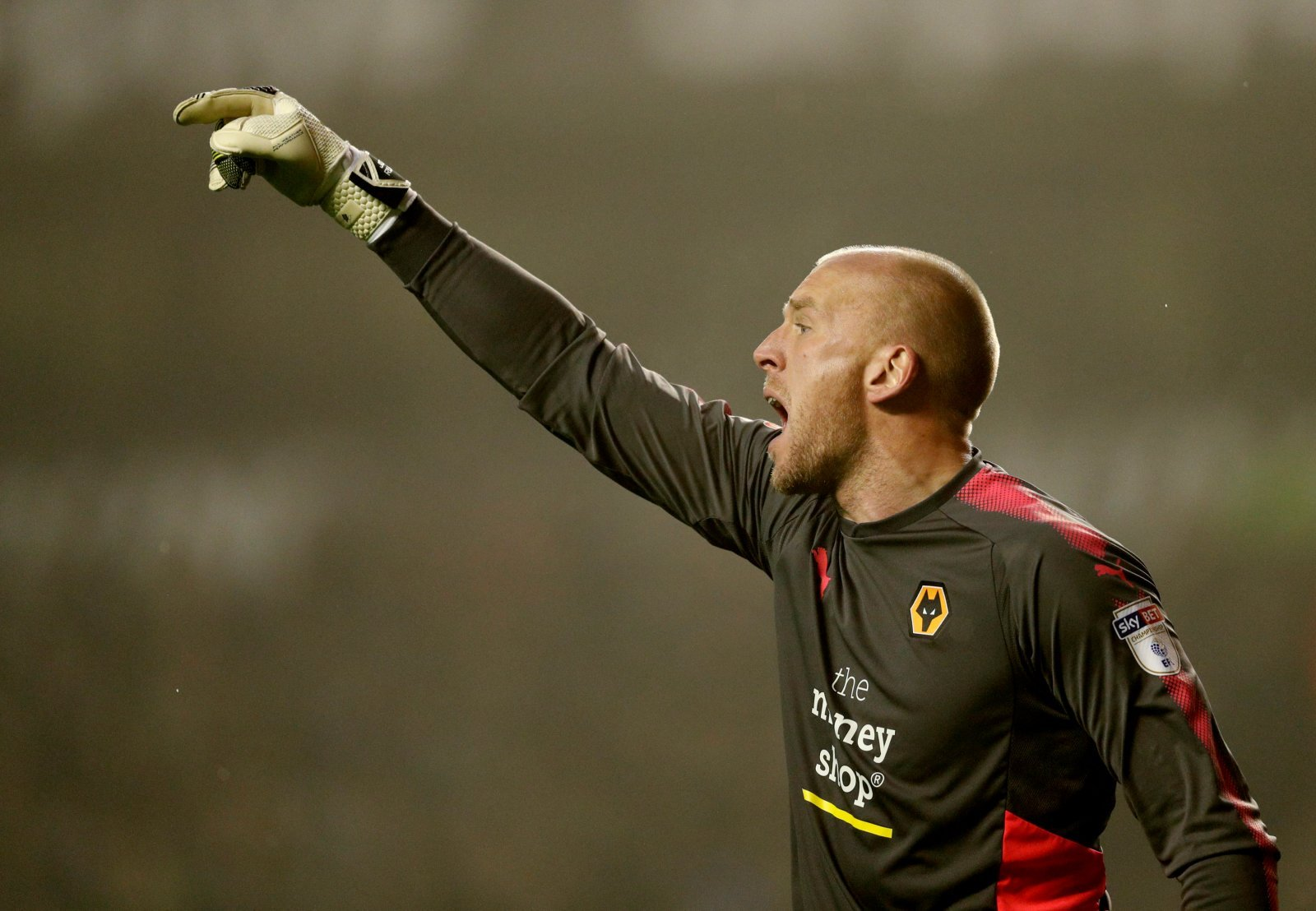 What does the future hold for John Ruddy?