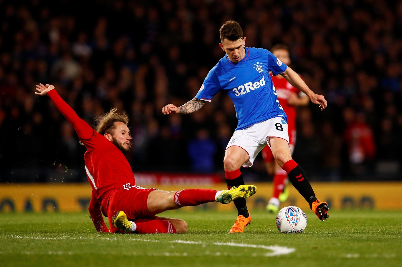 Rangers: Fans delighted with Ryan Jack's new contract