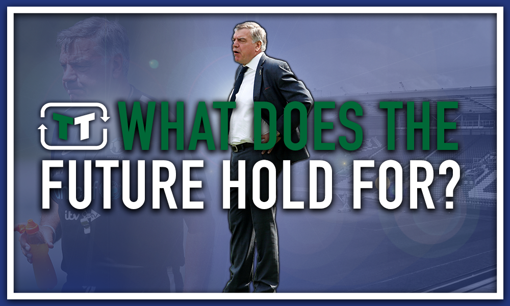 What does the future hold for Sam Allardyce?