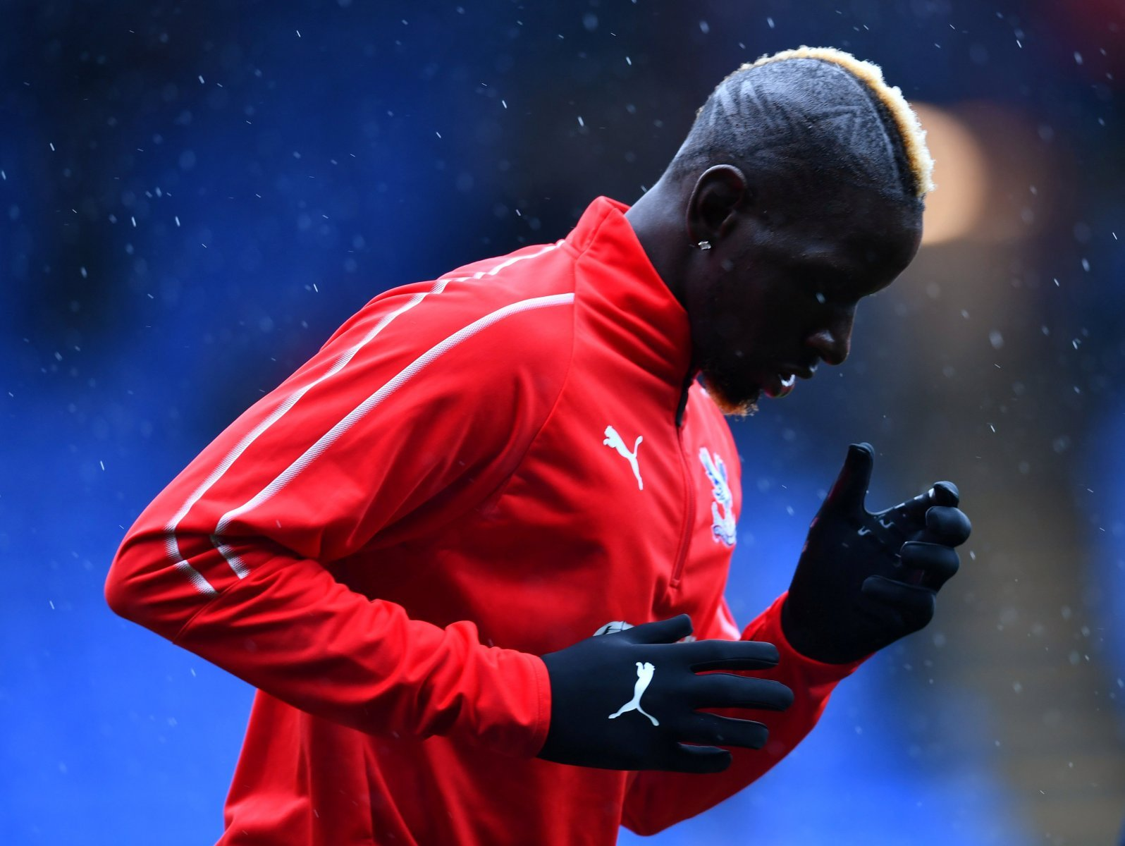 Crystal Palace: Mamadou Sakho on the road to recovery