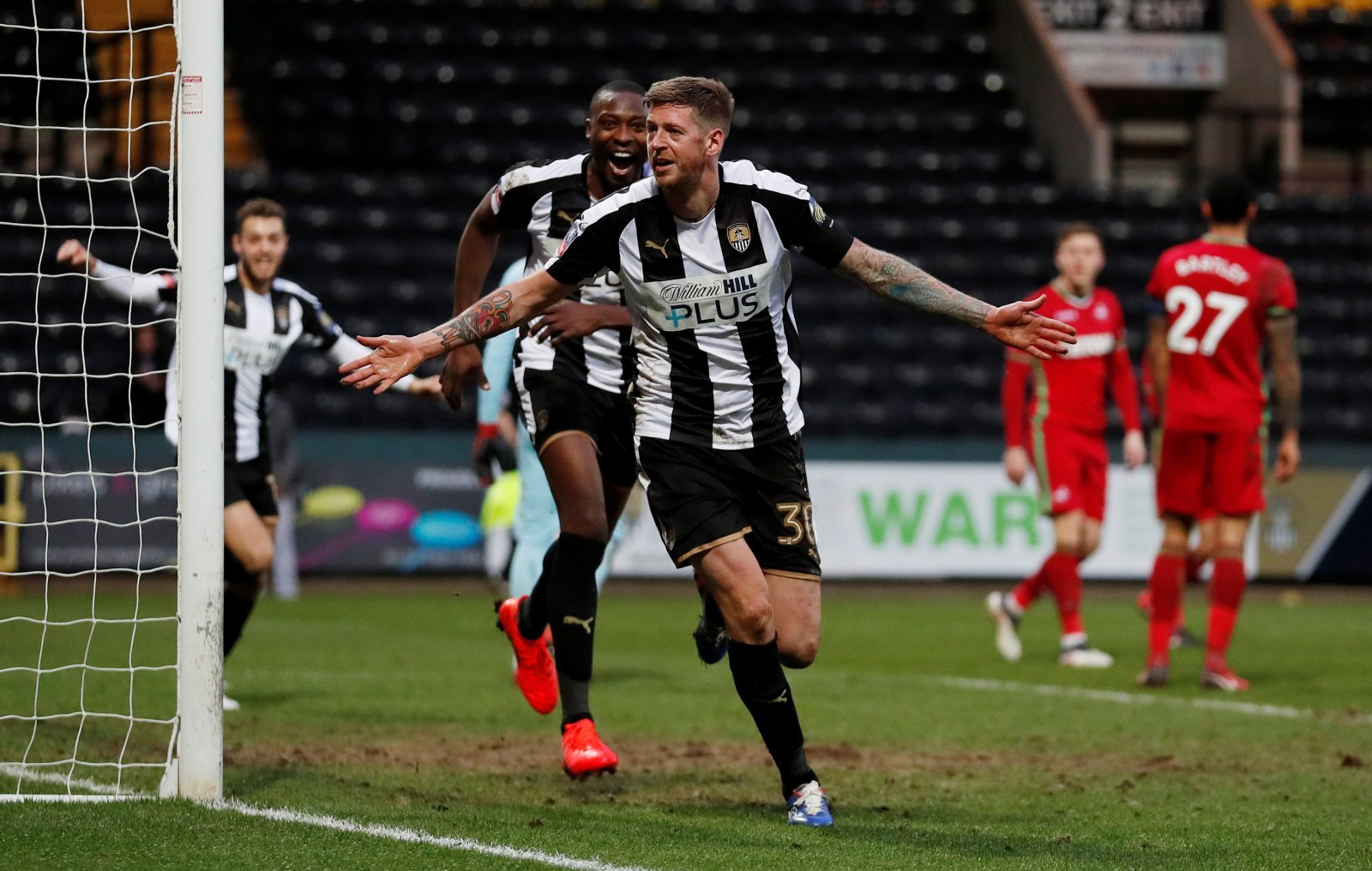 Introducing Jon Stead: The man to save Notts County from the drop