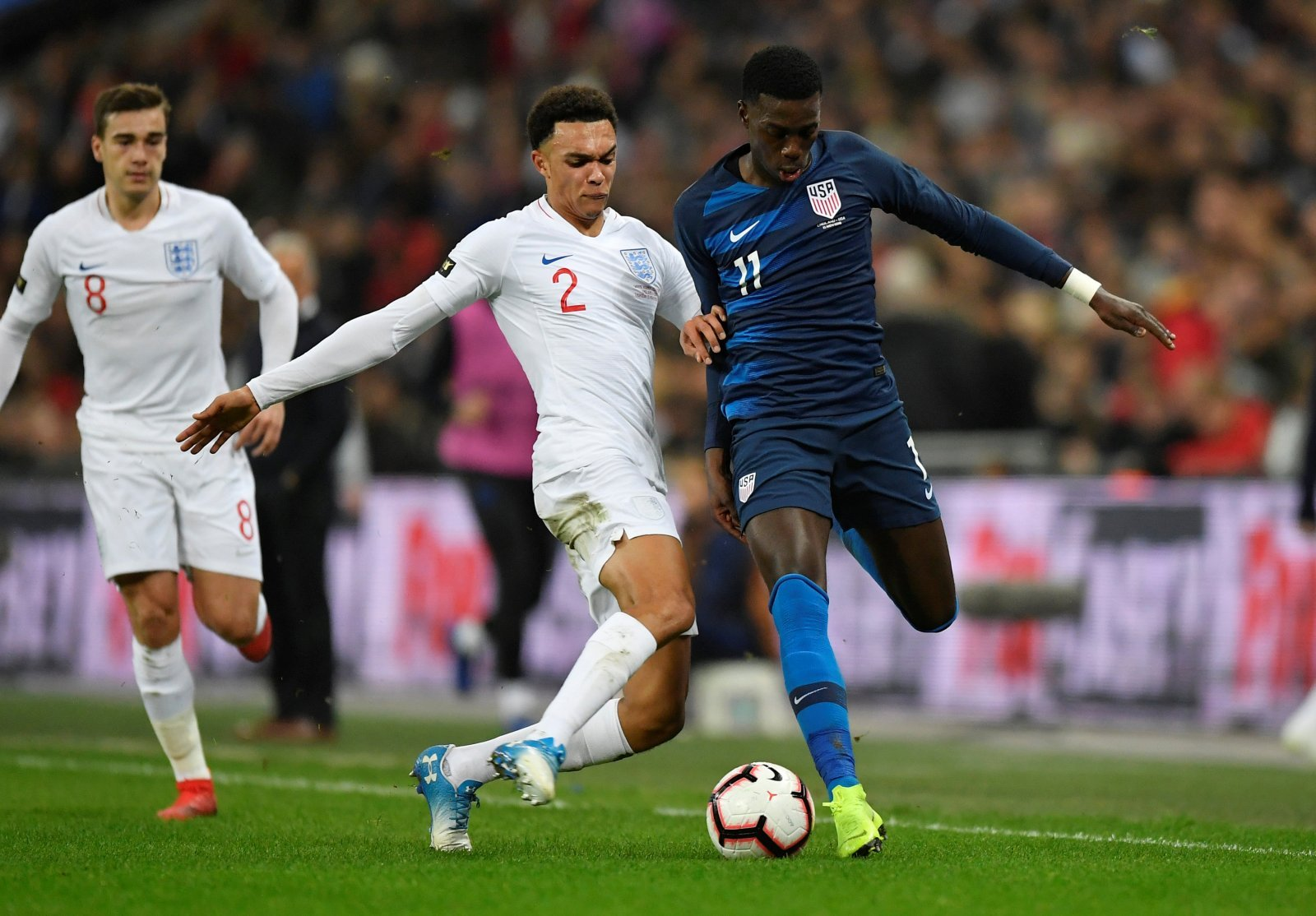 Crystal Palace interested in Timothy Weah
