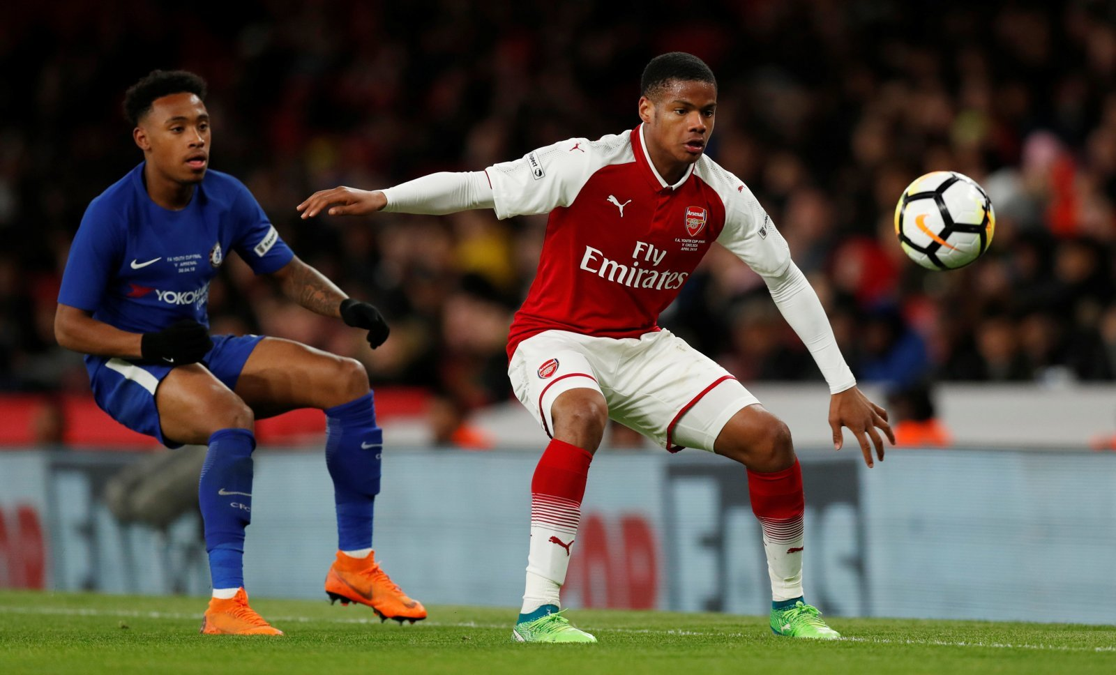 Arsenal can't afford to lose Vontae Daley-Campbell
