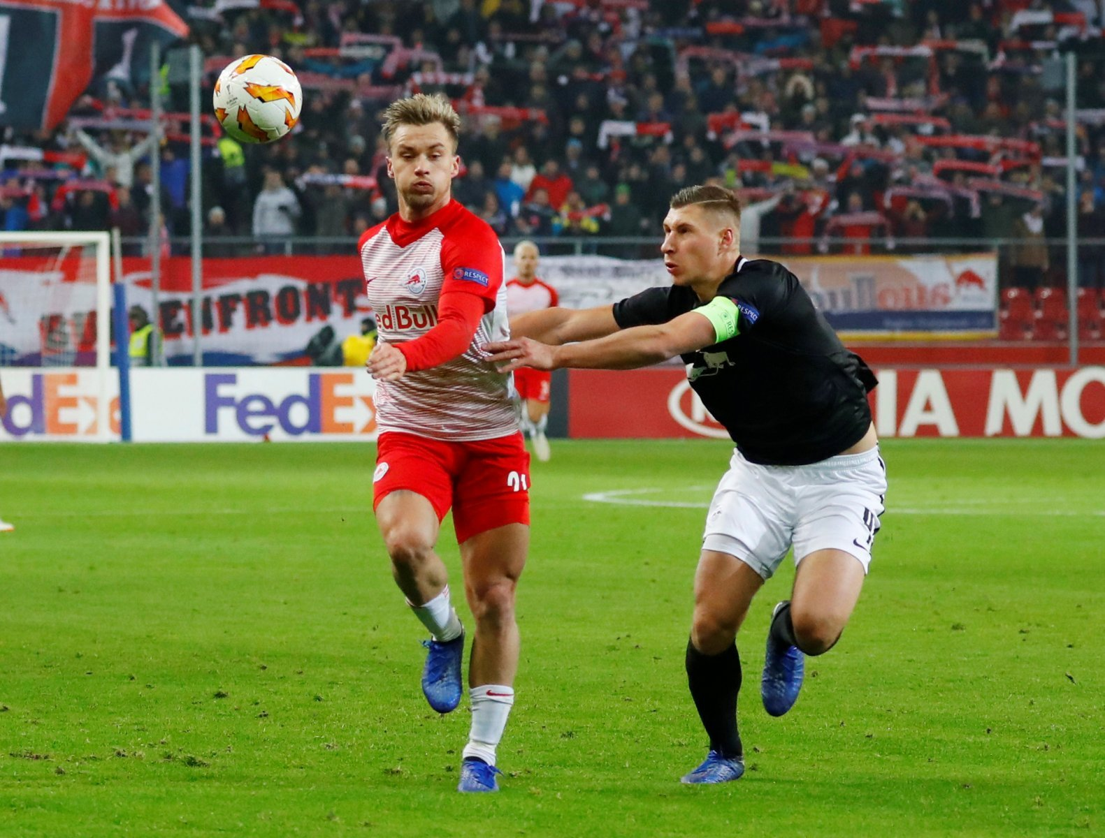 Willi Orban can bring leadership back to Arsenal