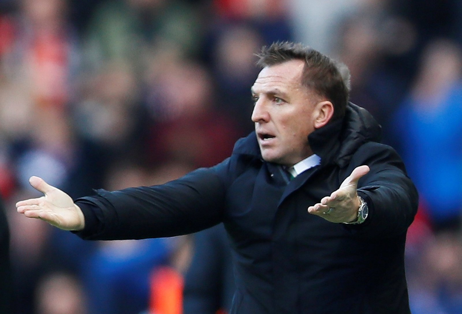 Leicester City want Brendan Rodgers
