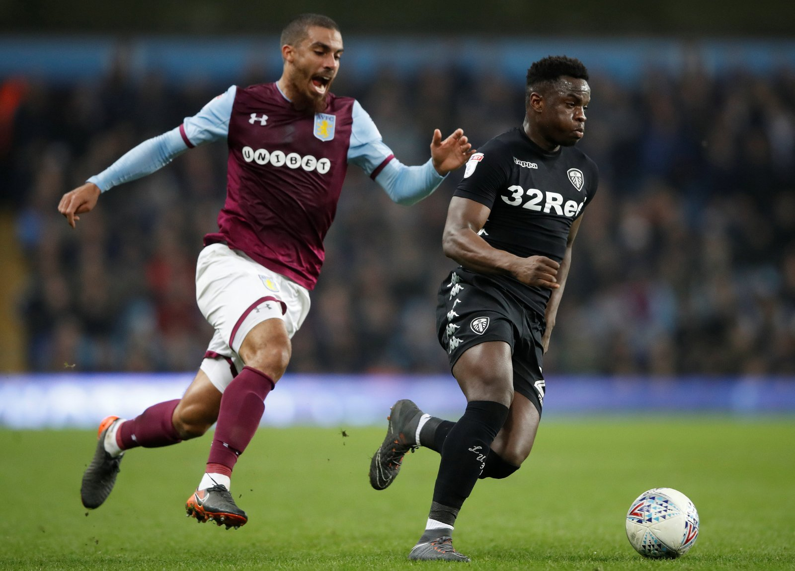 Opinion: Leeds should re-sign Ronaldo Vieira on loan to replace Lewis Baker