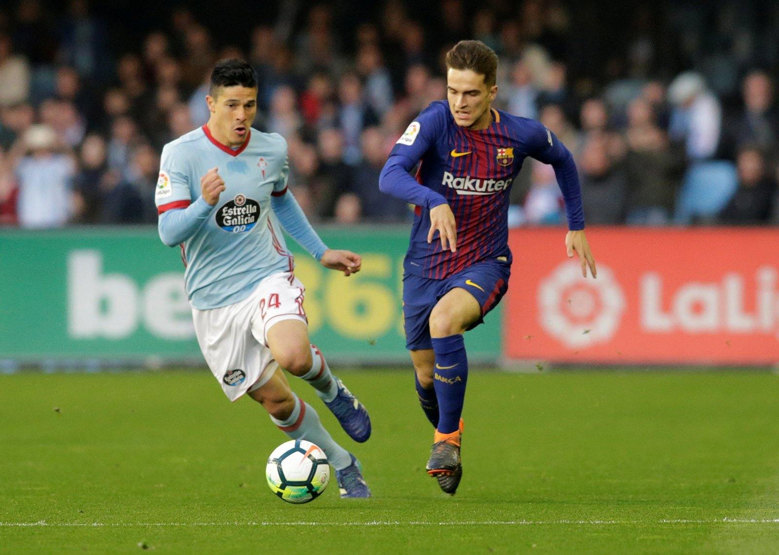 Opinion: Marcel Brands could secure a bargain deal for Denis Suarez in yet another Barcelona raid