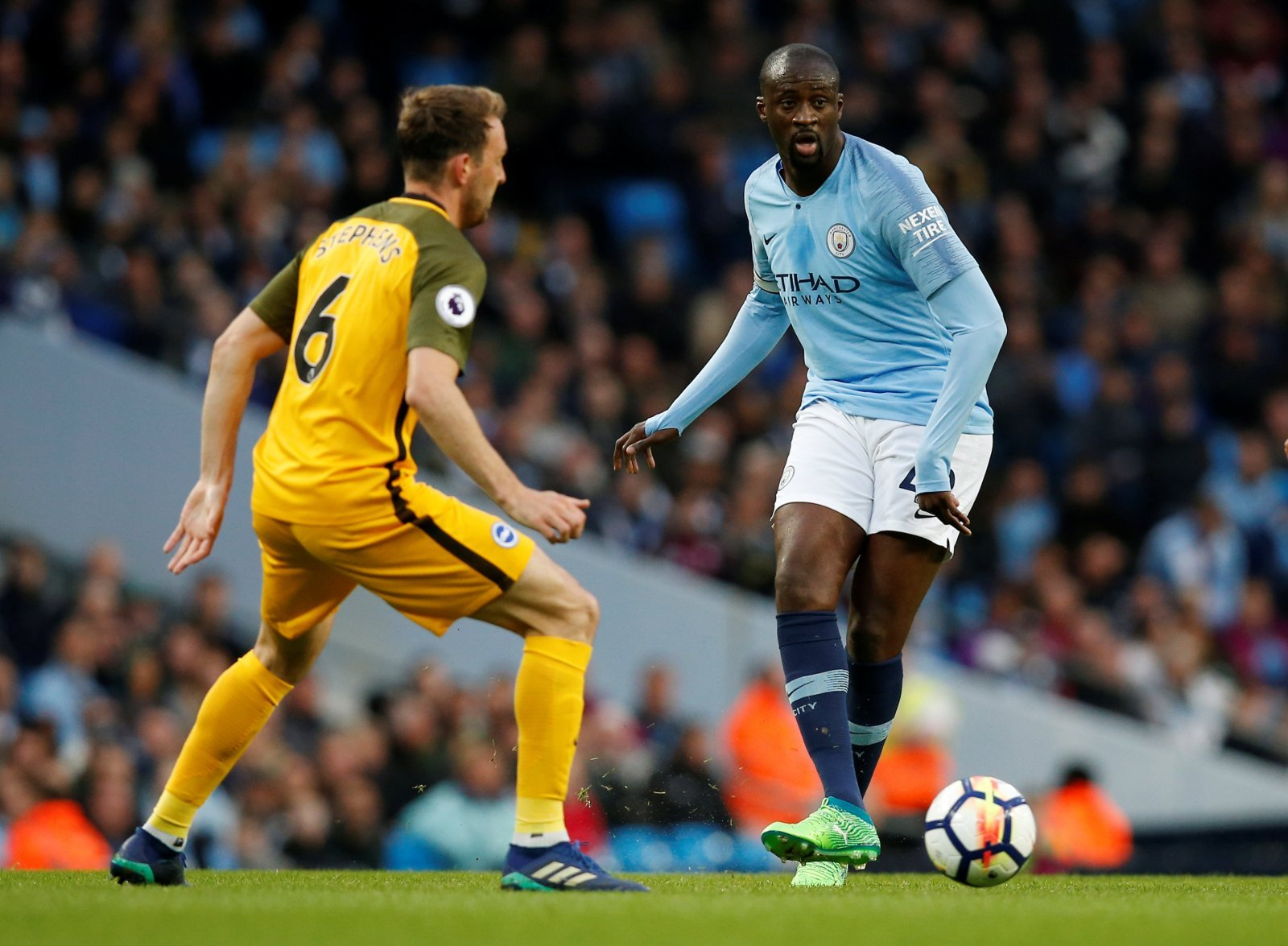 Opinion: Celtic deal for Yaya Toure would top Rangers' Defoe deal