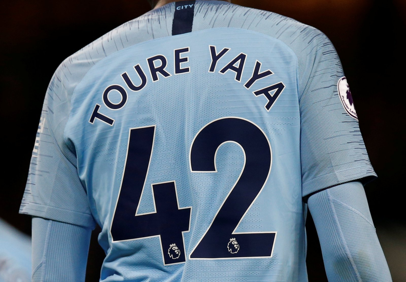 Manchester City: Fans pay tribute to Yaya Toure after nostalgic club post