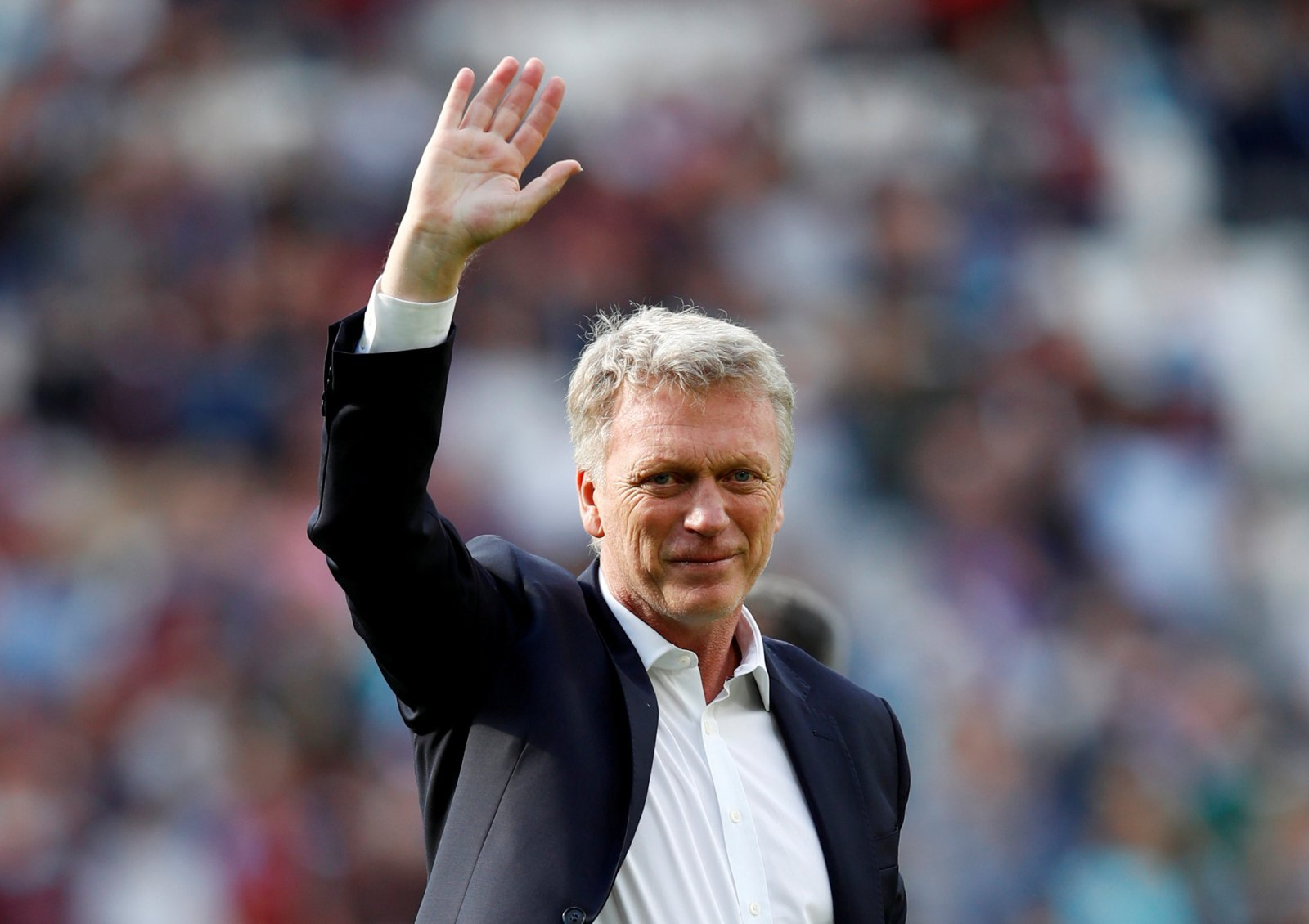 Peter Hall lauds David Moyes with hint of irony following Marko Arnautovic's development at West Ham