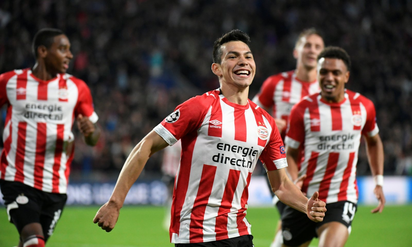 Pacey PSV star has to be top of Unai Emery's summer wishlist at Arsenal
