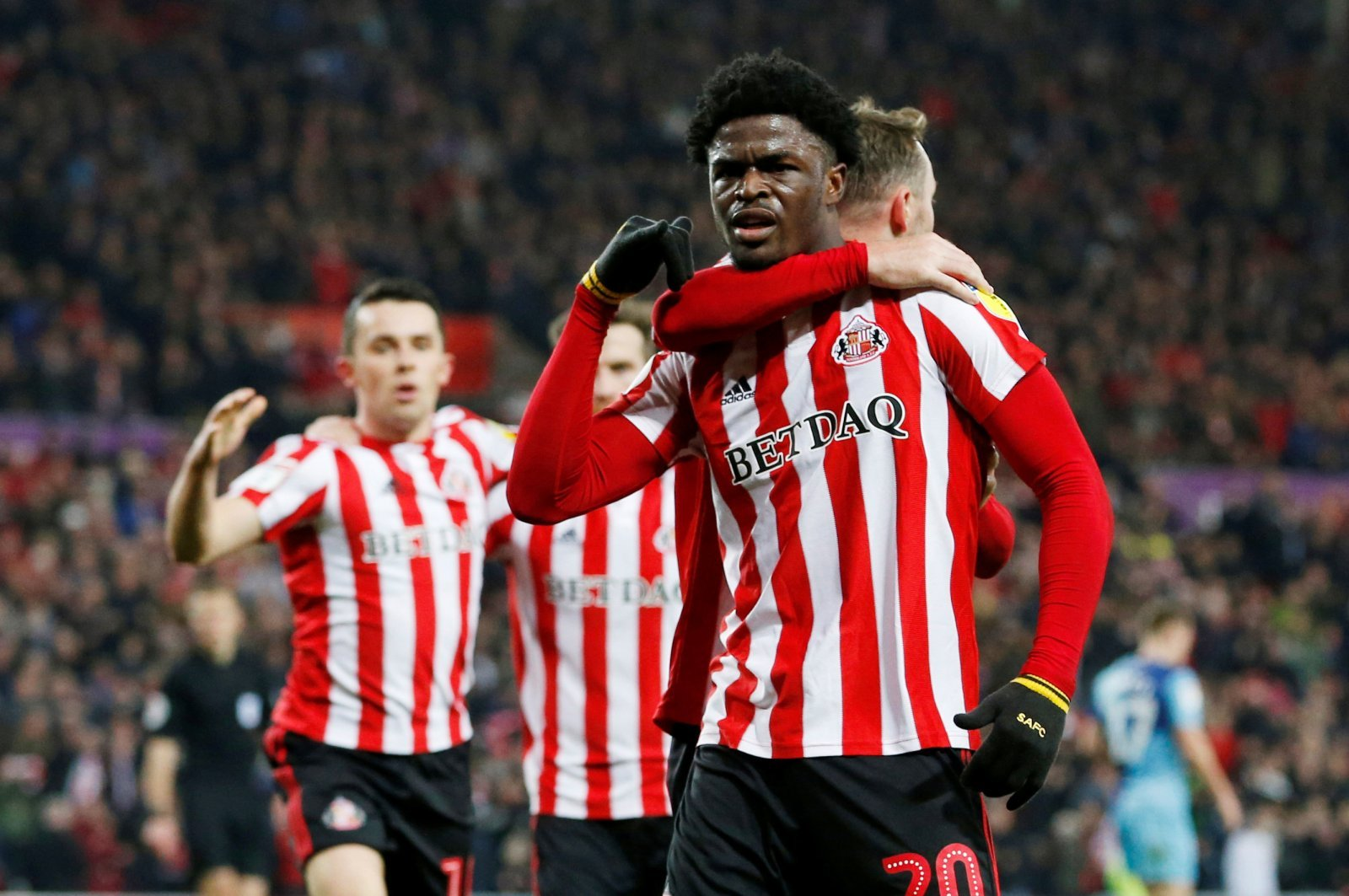 Celtic should rekindle their interest in Josh Maja this summer