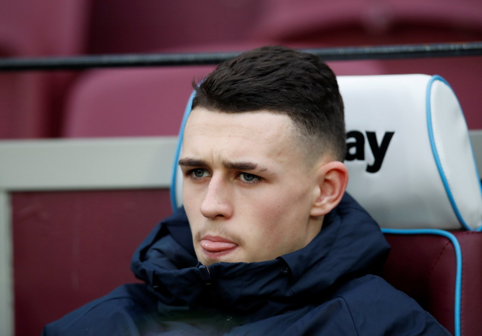 Phil Foden can have a big impact on Manchester City's title run-in