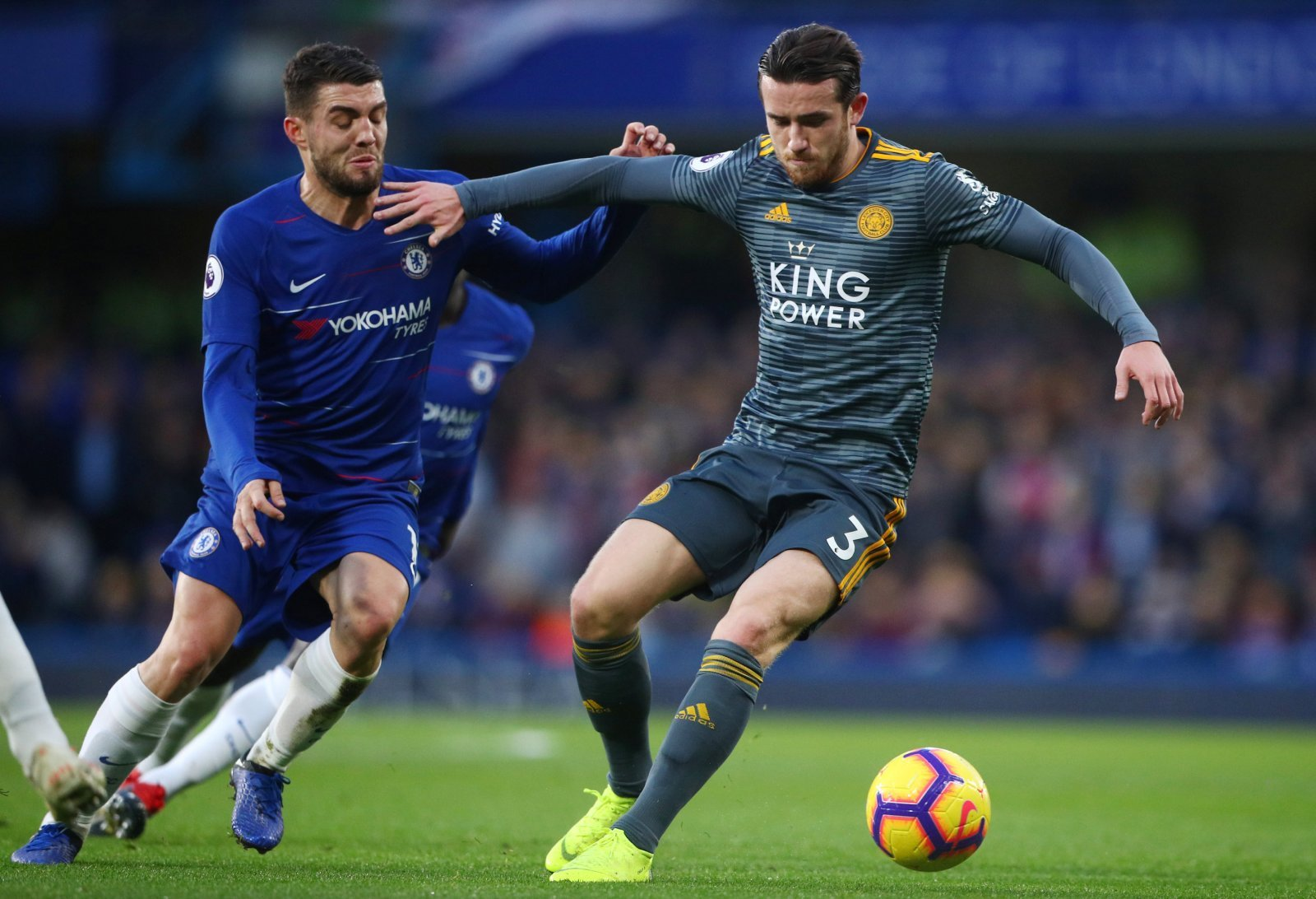 Chelsea: Frank Lampard a big fan of Leicester City's Ben Chilwell