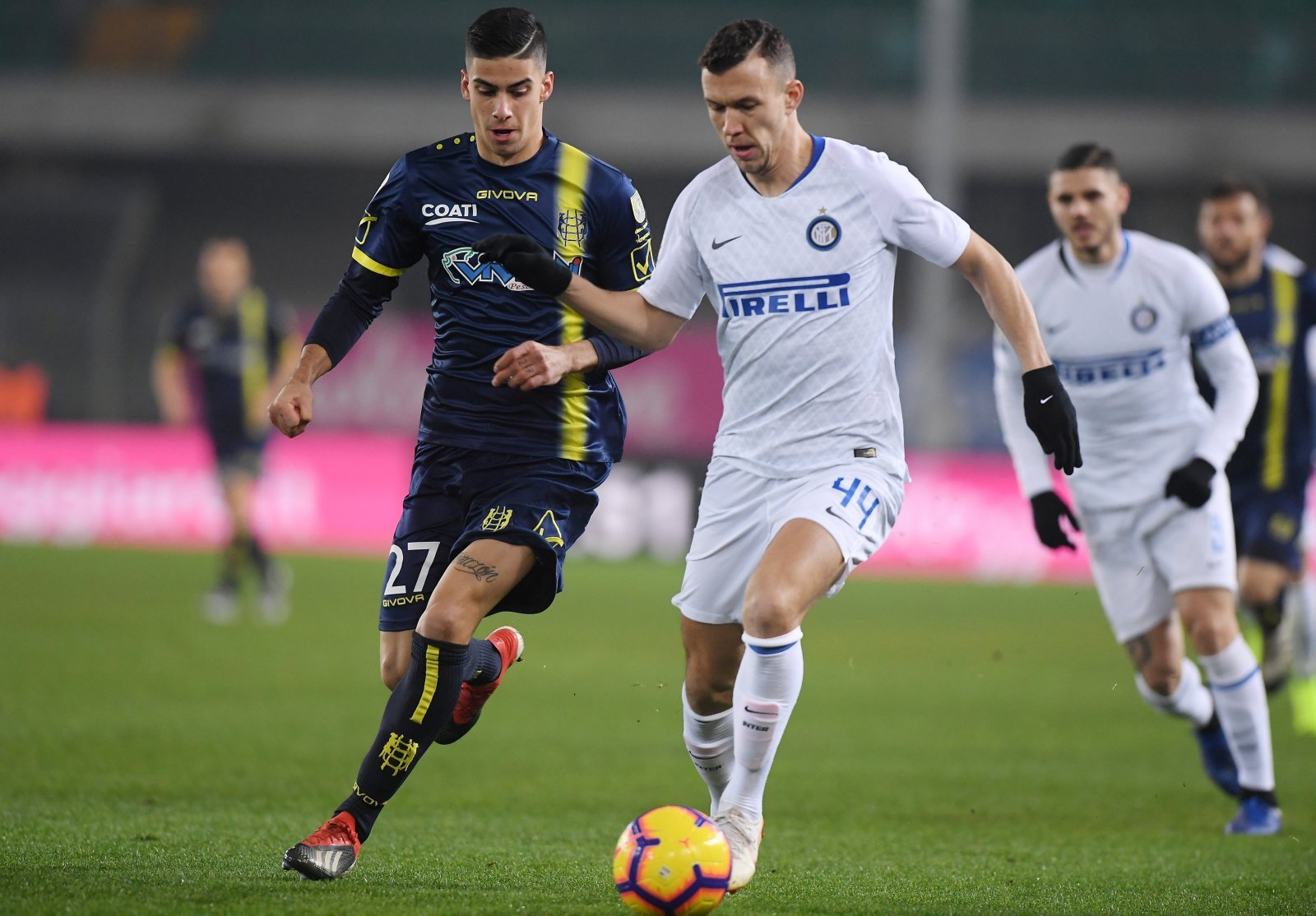 Spurs eye move for Perisic
