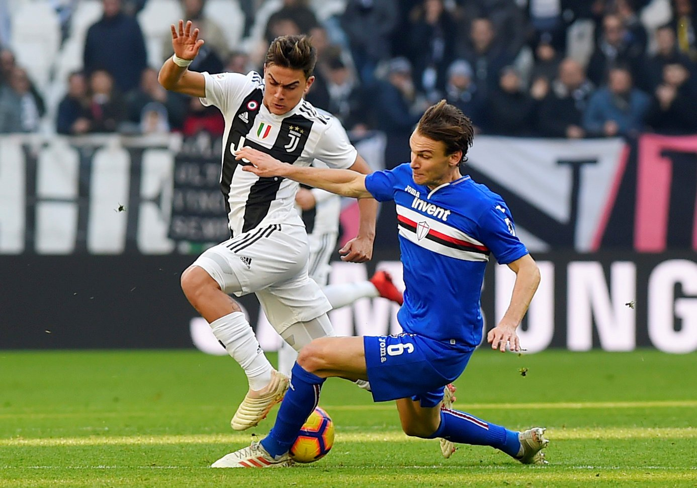 Man City considering move for Paulo Dybala