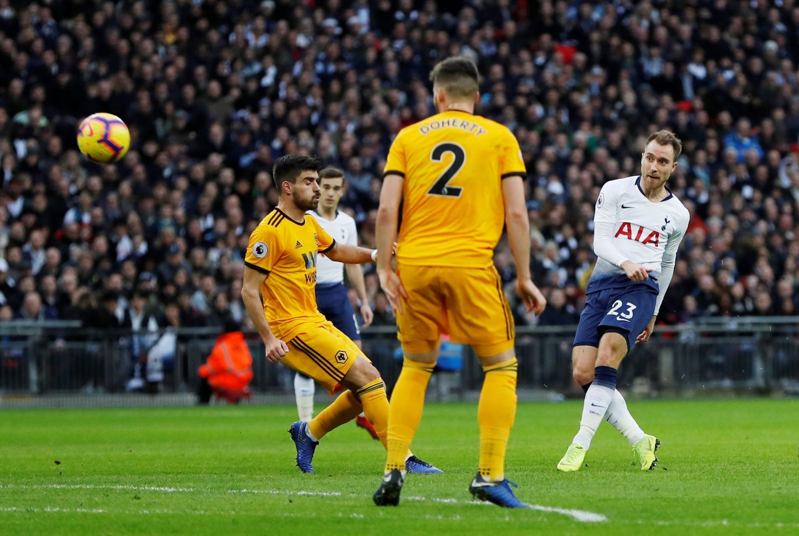 Opinion: A part-exchange swap deal with Real Madrid for Christian Eriksen could be Daniel Levy's ideal solution to huge conundrum
