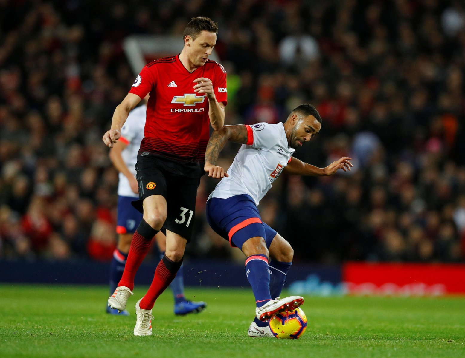 Manchester United: Club eyeing up a move for Bournemouth front man Callum Wilson