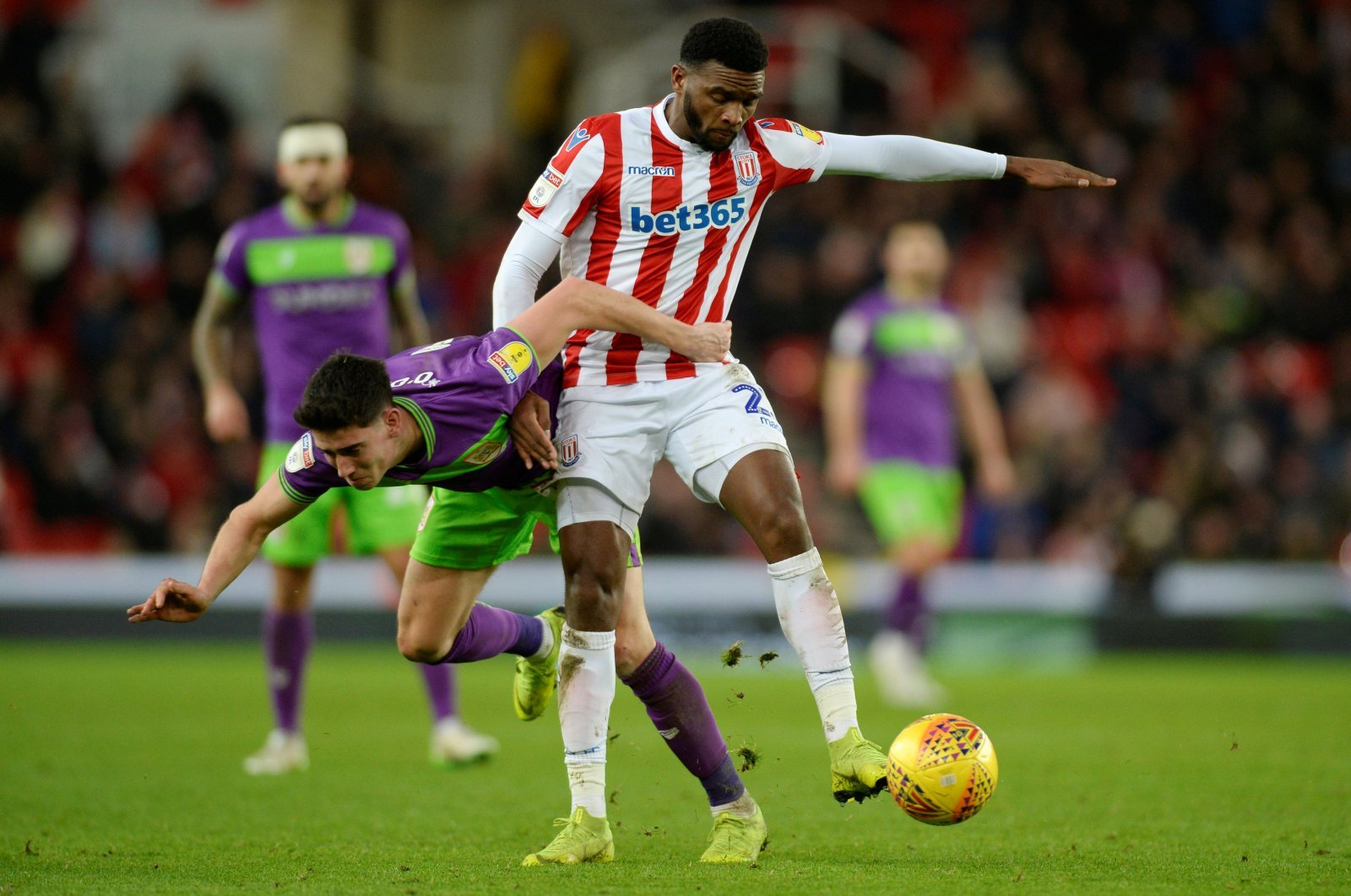 Stoke City fans react as Cuco Martina leaves club