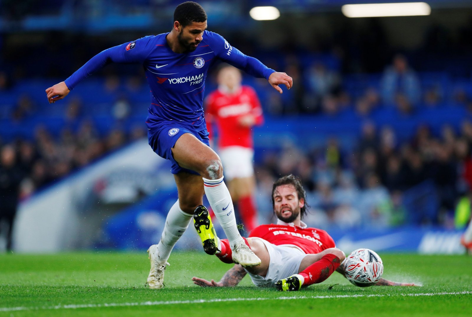 Chelsea: Fans think Ruben Loftus-Cheek will go straight into side after injury